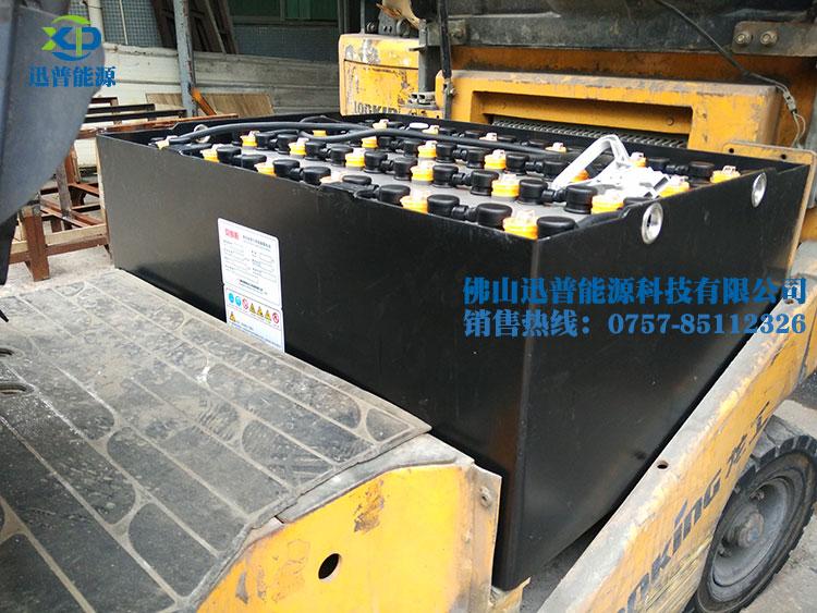 龙工LG16B叉车蓄电池更换选用贝朗斯48V480AH /10PZB480蓄电池