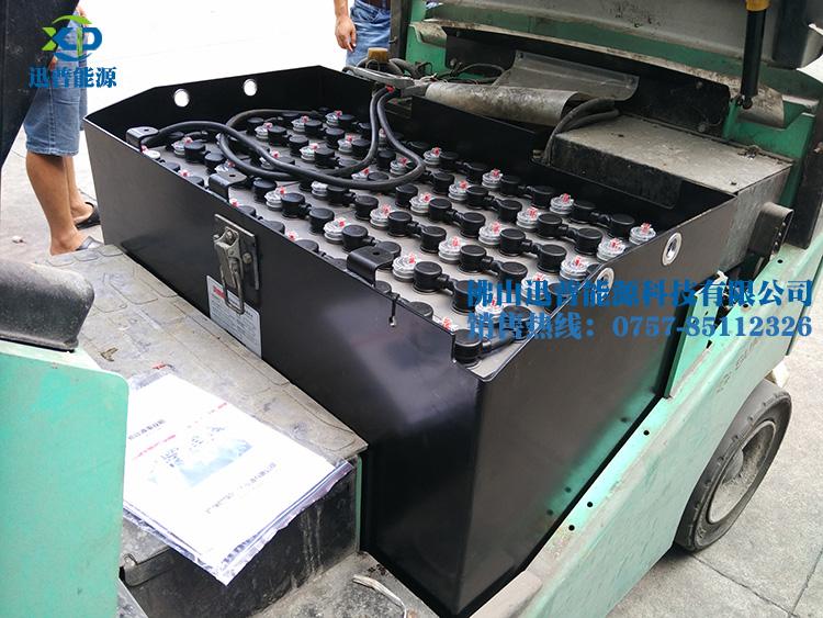 住友51-FB25PE叉车蓄电池72V500Ah/36-5PBS500应用