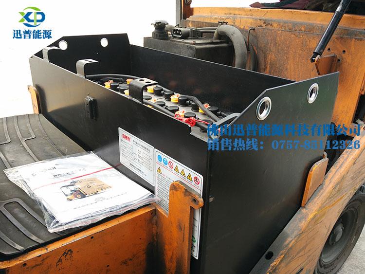 杭叉CPD18J叉车蓄电池48V420Ah 24-6PBS420