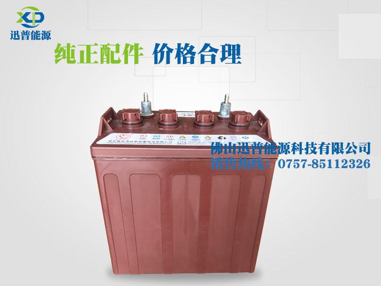 8V170Ah高尔夫球车蓄电池4D140电动车电瓶骆驼蓄电池